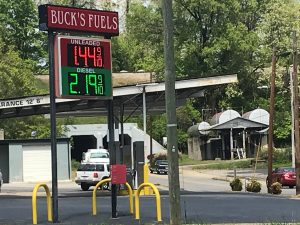 Fuel Prices Plummet During Travel Restrictions
