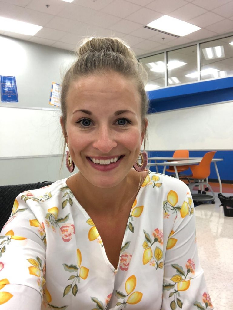 High school teacher appointed to state committee  works to identify best education practices in future