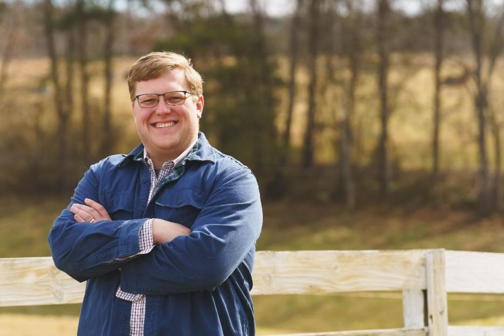 Williams fights to be the new face of the GOP in Virginia's Ninth